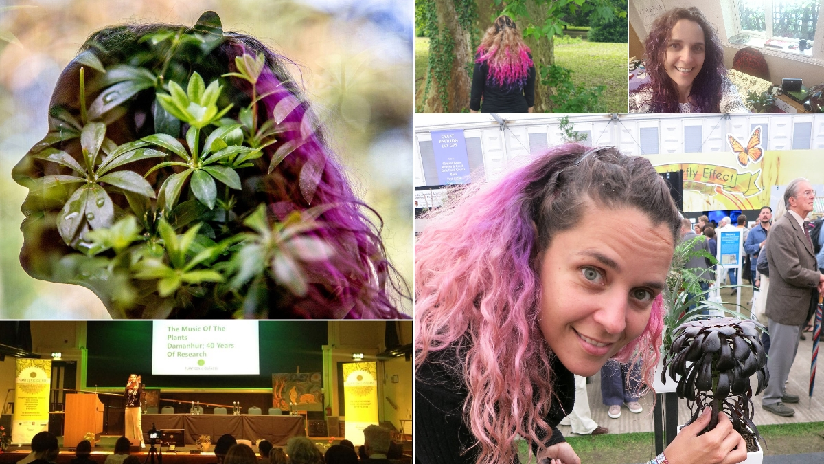 Tigrilla Gardenia, Interspecies Researcher, Biomimic, Naturepreneur