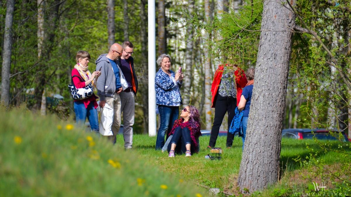 Tigrilla Gardenia, Biomimicry Facilitator, Communication with the Plant World
