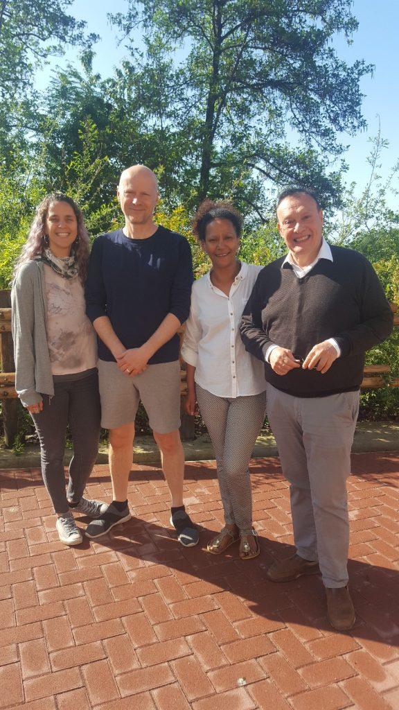 Tigrilla Gardenia with Michael Pawlyn & Pietro Laureano
