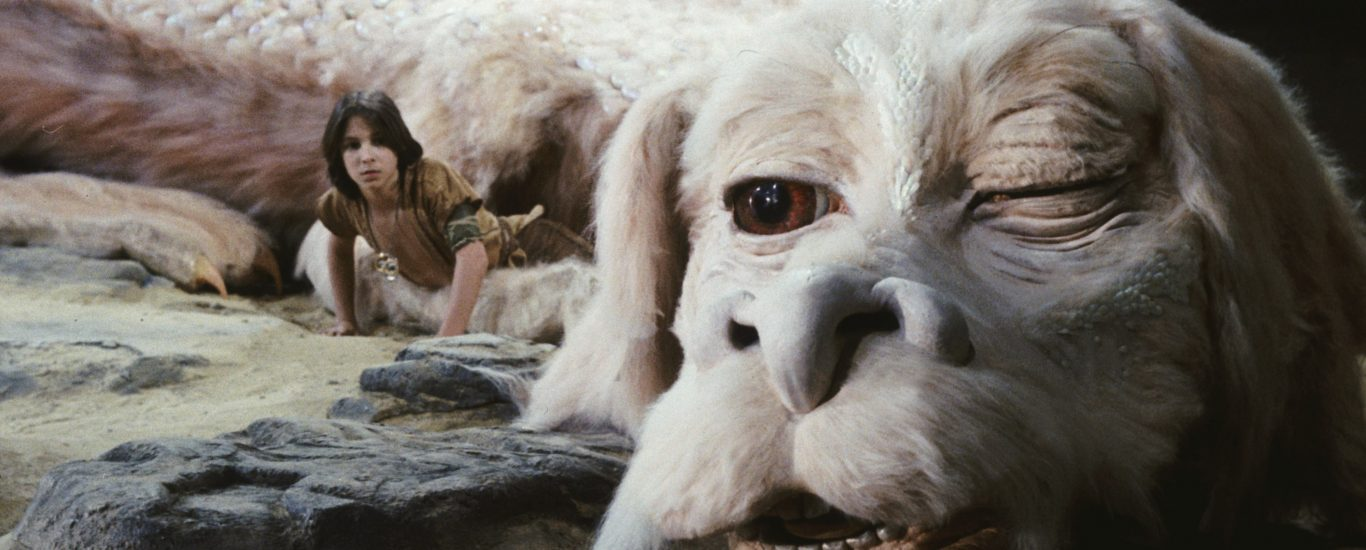Falkor and Atreyu teach you confidence
