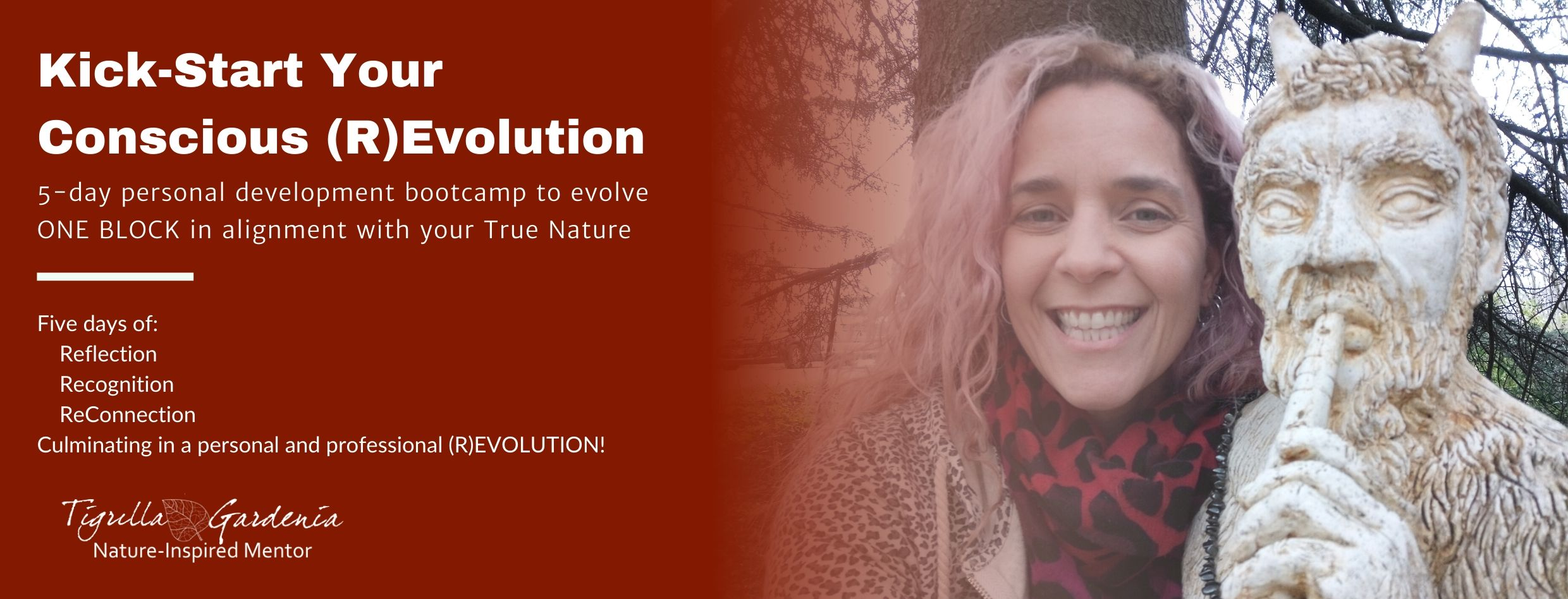 Kick-Start Your Conscious (R)Evolution | Personal Development