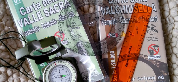 Strategy Plan Guided by a Map and a Compass