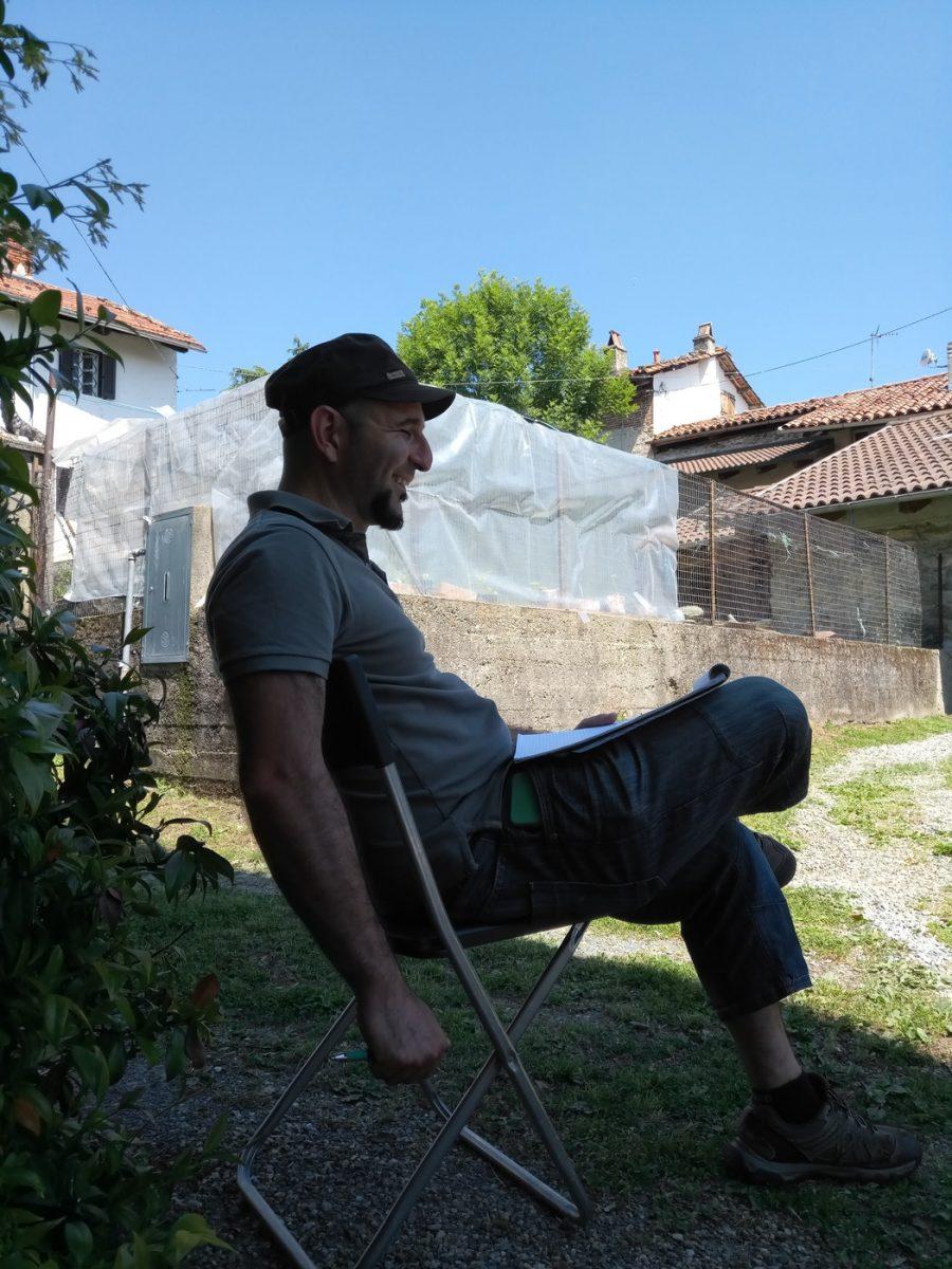muflone- herbalist and guide