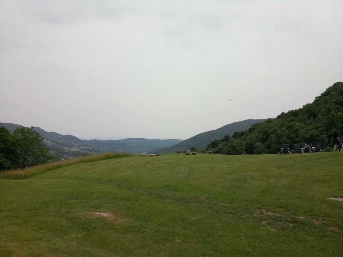 field at Ca' Praudin