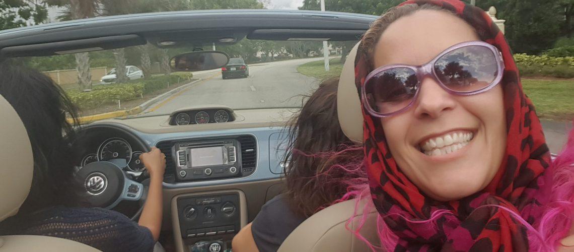 Conscious Driving on the Evolution Highway | Tigrilla Gardenia